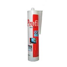 Силиконовый герметик PROFIL санитарный (прозрачный) 10010